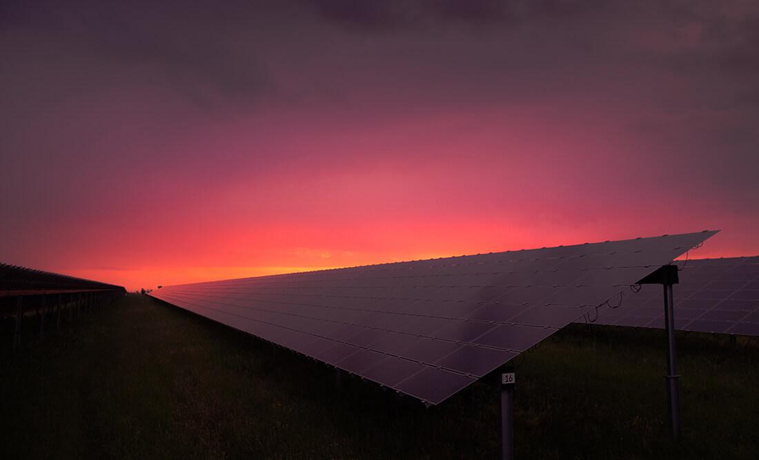 Zonnepanelen - Installatiebedrijf van Burk